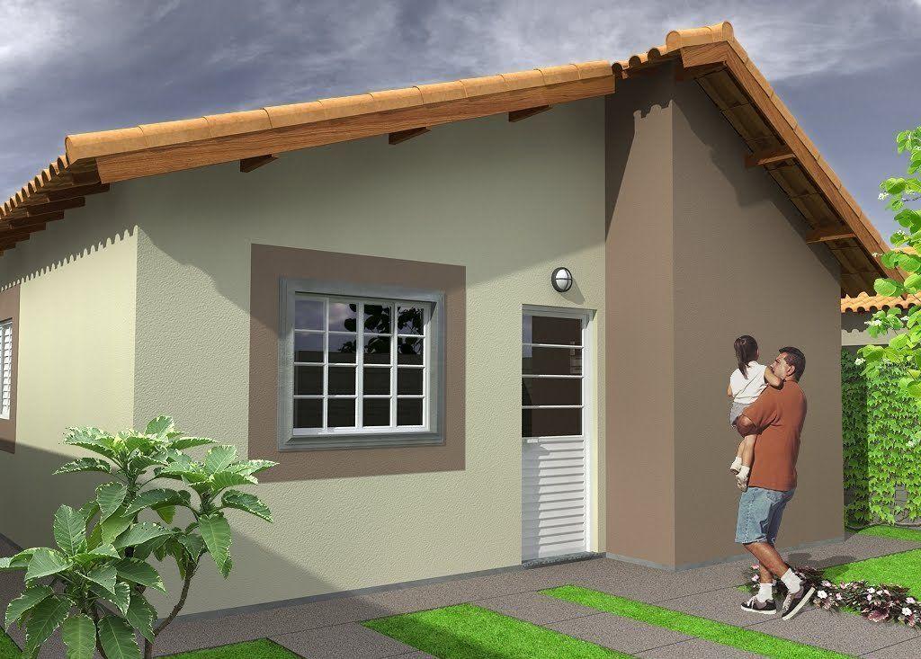 Projeto completo de casa popular 32 35m dispon vel para for Mobilio completo casa
