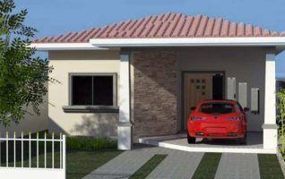 Projeto de Casa Popular (30,00m² – 2 quartos) para download