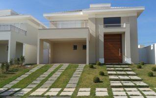 Projeto Completo de Casa Duplex (203m² – 3 quartos) para download