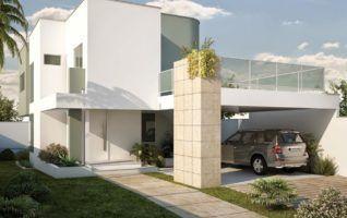 Projeto Grátis de Casa Duplex (200m² – 3 quartos) para Download