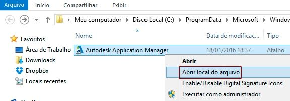 Autodesk Application Manager Service 03