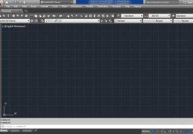 Configurar layout de impressão no AutoCAD