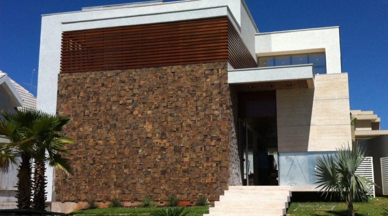 Projeto Completo de Casa Plana Térrea (100m2 – 3 quartos) para download