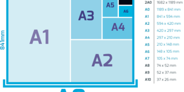 20 Blocos CAD de Folhas Padrão (A3 e A4) – todas as escalas!
